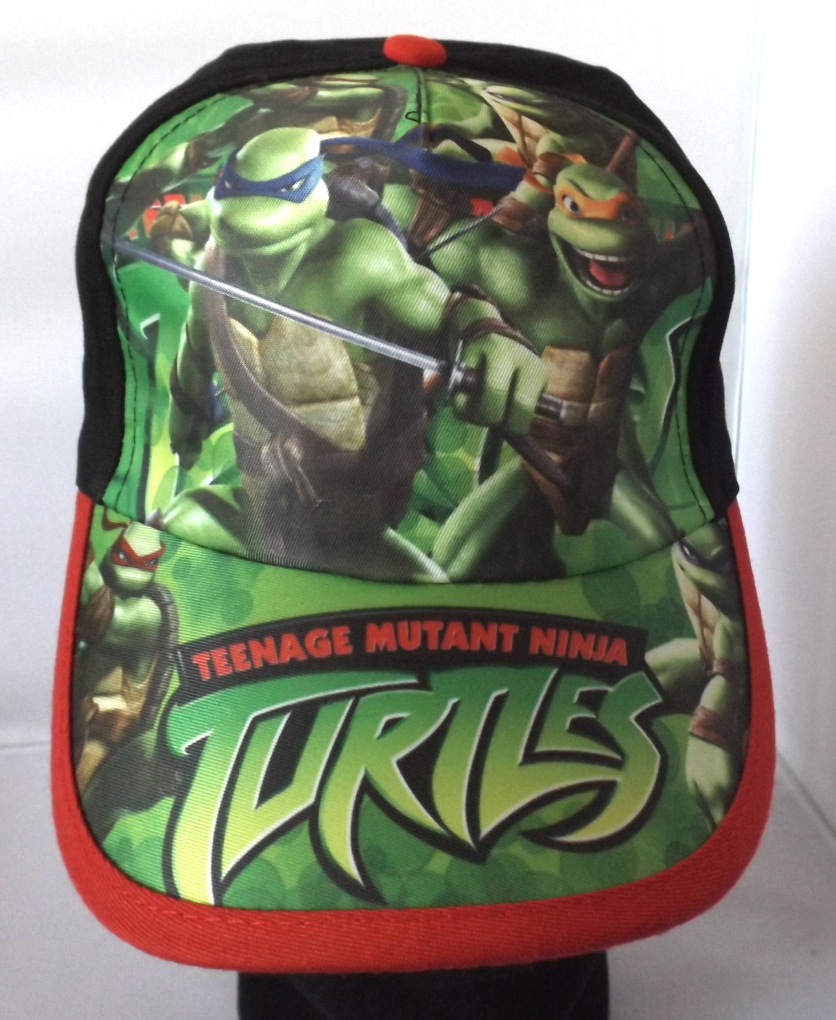 Cap - Teenage Mutant Ninja Turtles Image