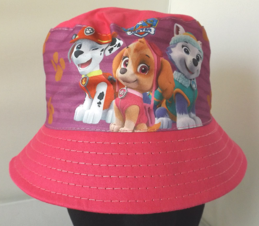 Bucket Hat - PAW Patrol - Pink Image