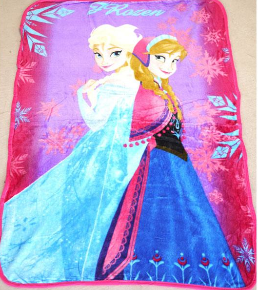 Blanket - Small - Frozen Image