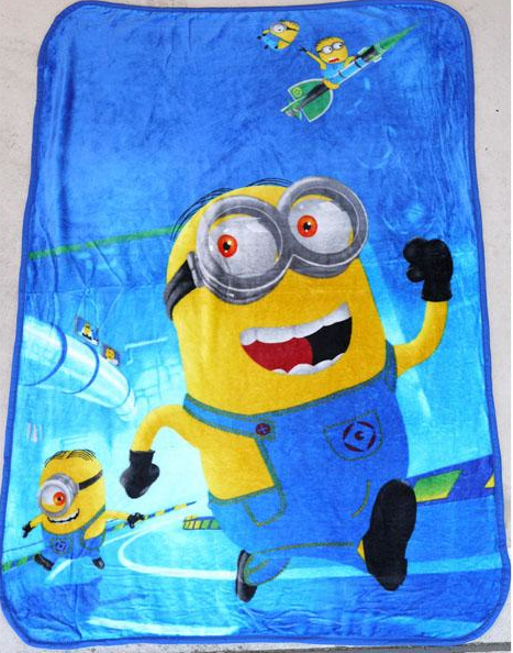Blanket - Small - Minions Image