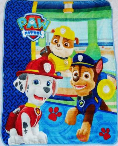 Blanket - Small - PAW Patrol Image