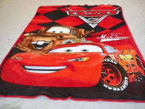 Blanket - Large - Cars Image