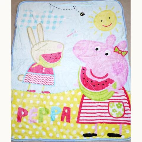 Blanket - Small - Peppa Pig Image