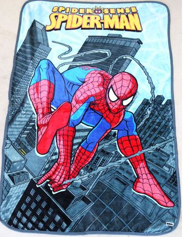 Blanket - Small - Spider Man Image
