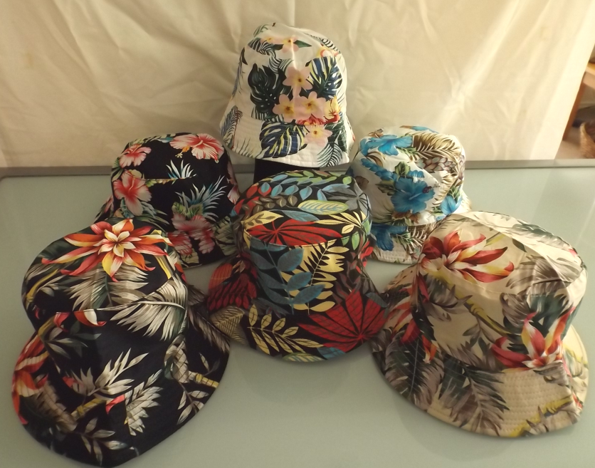 Adult Bucket Hat - Floral Range Image