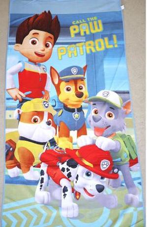Flat Towel - PAW Patrol Image