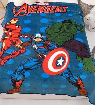 Blanket - Large - Avengers 2 Image