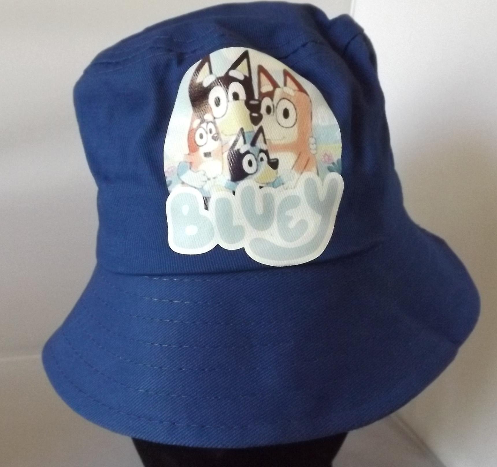 Bucket Hat - Bluey - Blue Image