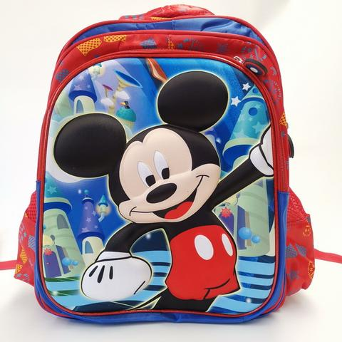 Large 3D Back Pack - Mickey Image