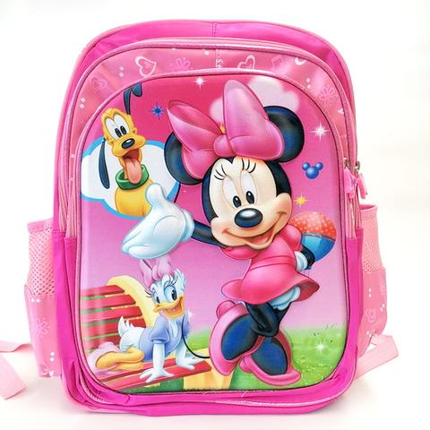 Large 3D Back Pack - Minnie Image