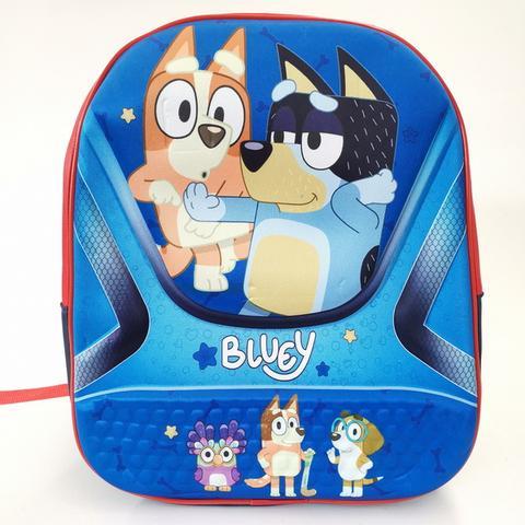 3D Back Pack - Bluey Image
