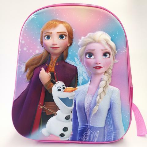 3D Back Pack - Frozen Image