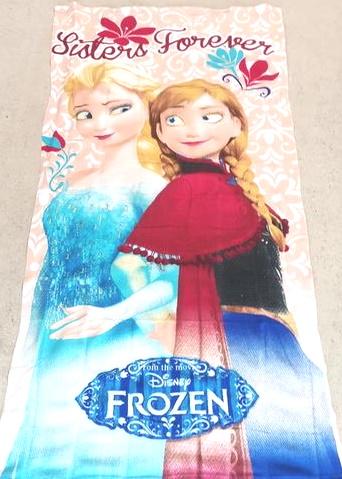 Flat Towel - Frozen 2 Image