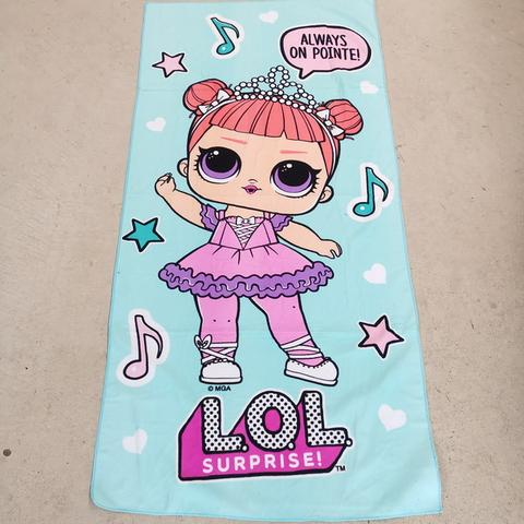 Flat Towel - LOL Image
