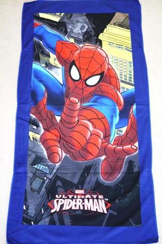 Flat Towel - Spider Man 2 Image