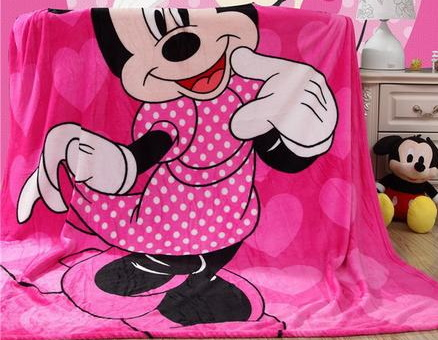 Blanket - Large - Minnie 2 Image