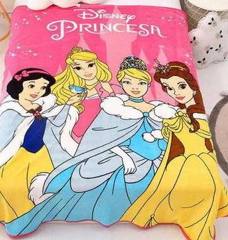 Blanket - Large - Princess Image