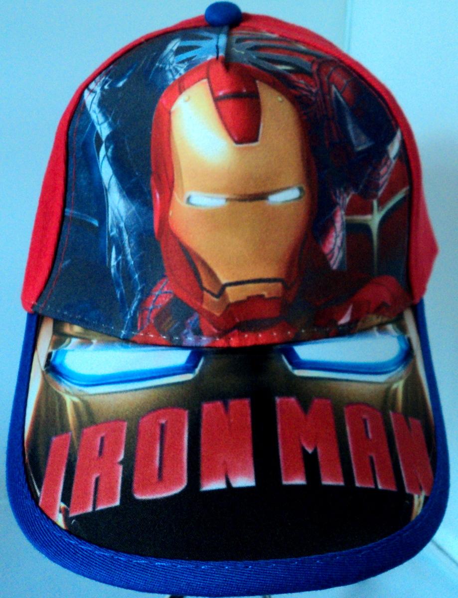 Iron Man Cap - C35 Image