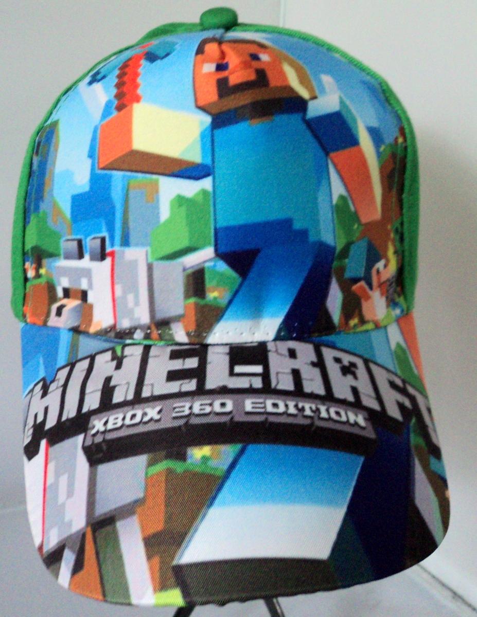 Minecraft Cap - C36 Image