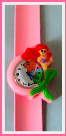 22cm- Mermaid Slap Watch W63 Image