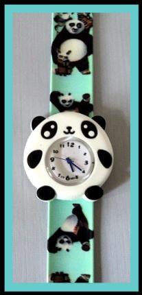 22cm- Panda Slap Watch W63 Image